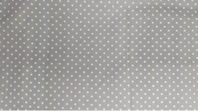 Σεντόνι Πουά Γρι,100% Βαμβακερός Χασές, Μονό 1,50μ x 240μ (Ελληνικής Ραφής)