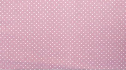 Σεντόνι Πουά Ροζ,100% Βαμβακερός Χασές, Μονό 1,50μ x 240μ (Ελληνικής Ραφής)