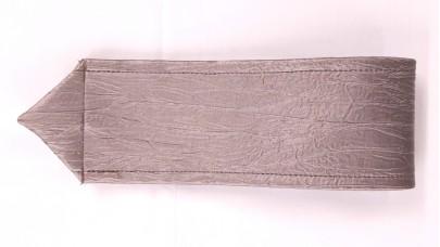Μαγνητική Κορδέλα από Τεχνόδερμα Μπεζογκρί - Σειρά MDK/24-01