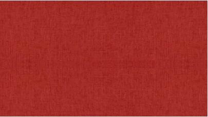 Μονόχρωμο πυκνό Ψαθωτό, μαλακό ύφασμα Ibiza Line - Κόκκινο No1262