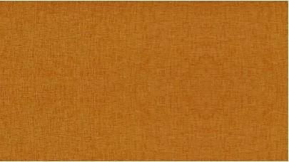 Μονόχρωμο πυκνό Ψαθωτό, μαλακό ύφασμα Ibiza Line - Πορτοκαλί No1350