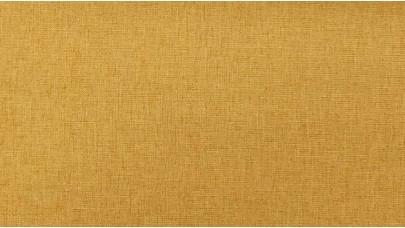 Μονόχρωμο πυκνό Ψαθωτό, μαλακό ύφασμα Ibiza Line - Κίτρινο No636