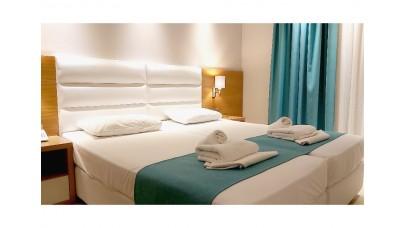Τραβέρσα-Ράνερ Κρεβατιού Ξενοδοχείου IB Line (Πυκνή Ψαθωτή Υφή)