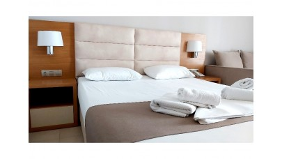 Τραβέρσα-Ράνερ Κρεβατιού Ξενοδοχείου Velvet Line (Βελούδινη Υφή)