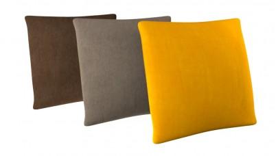 Μαξιλαροθήκη Διακόσμησης Τετράγωνη (20 Χρώματα) - Velvet Line