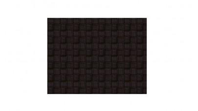 Σουπλά από Τεχνόδερμα 43x33 Crystalize - Cube 28-00 (1τεμ.)