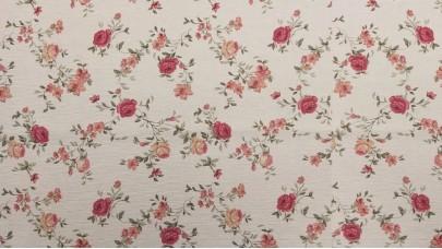 Καραβόπανο/Λονέτα Floral Τριαντάφυλλο