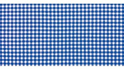 Καραβόπανο/Λονέτα Ψιλό Καρό Μπλέ 0,5cmX0,5cm