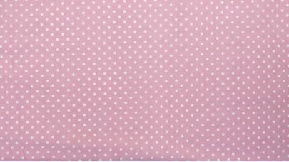 Βρεφικό Σεντόνι Πουά Ροζ,100% Βαμβακερός Χασές (Ελληνικής Ραφής)